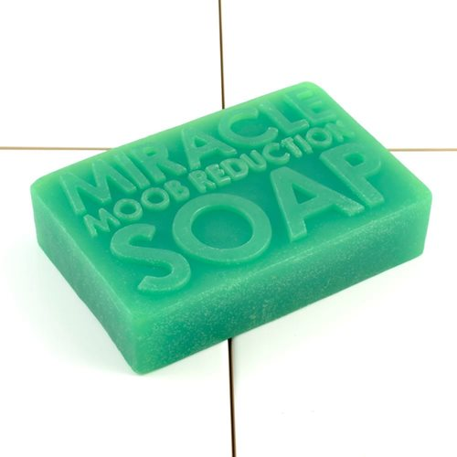 Giggle Beaver Miracle Moob Reduction Kit Soap