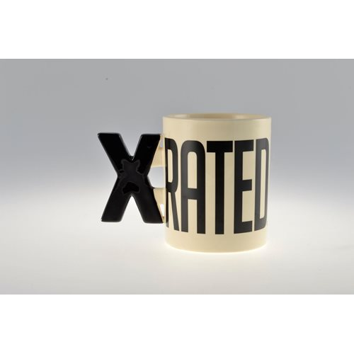 Alphabet Mug - X-Rated
