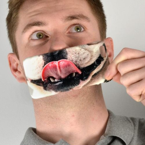 Dog Face Phone Case