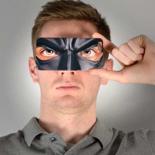 Gotham Mask Phone Case