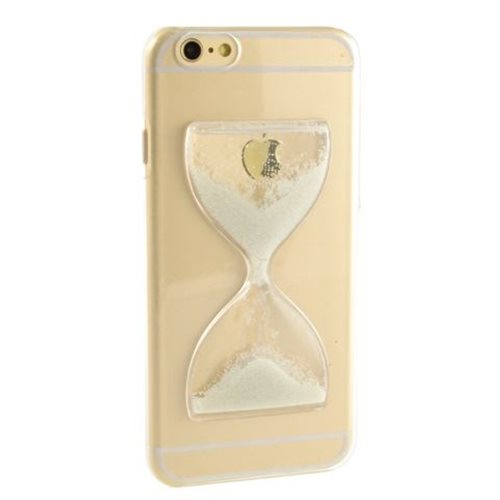 Hourglass Phone Case - White