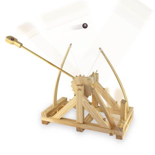 ThumbsUp! Da Vinci Houten Modelbouw - Katapult