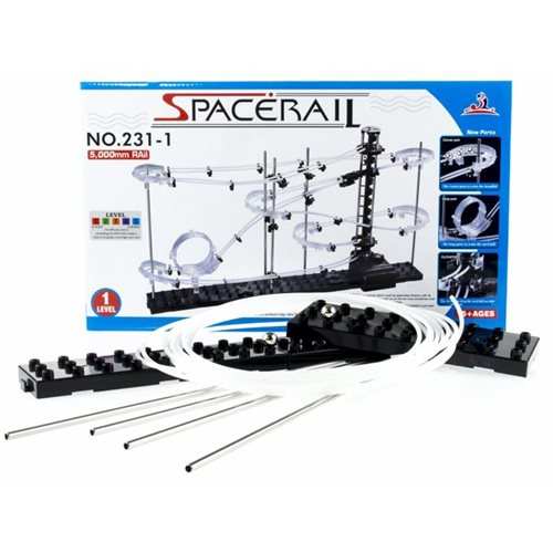 United Entertainment Spacerail Ball path Roller coaster - Level 1