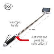 IGGI Selfie Stick Zakformaat