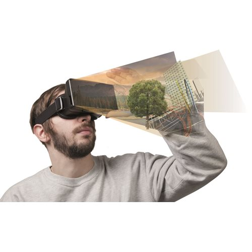 ThumbsUp! Immerse Virtual Reality Headset