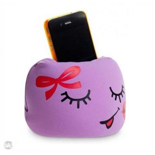 Uatt - Smartphone Kissen Handy Halterung - Mädchen