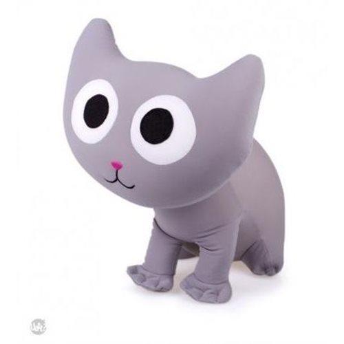 Uatt - Kissen Katzen Form