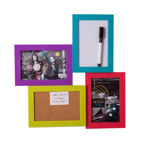 Uatt - Multifunctional Triple Fun Frame colors