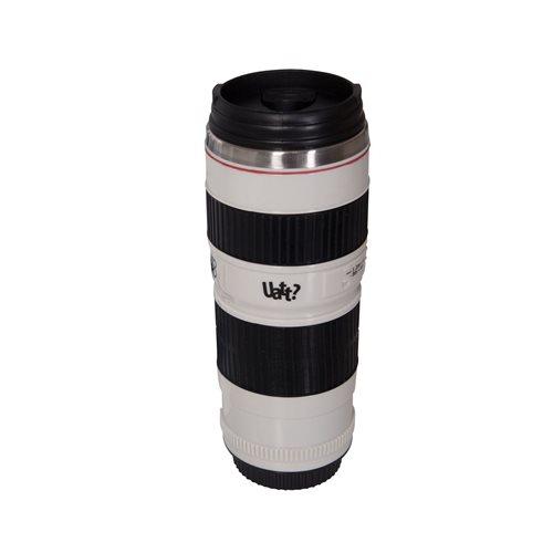 Uatt - Uatt Foto Lens Beker - Wit