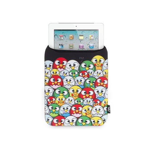 Uatt iPad Cover - Easy Vogels