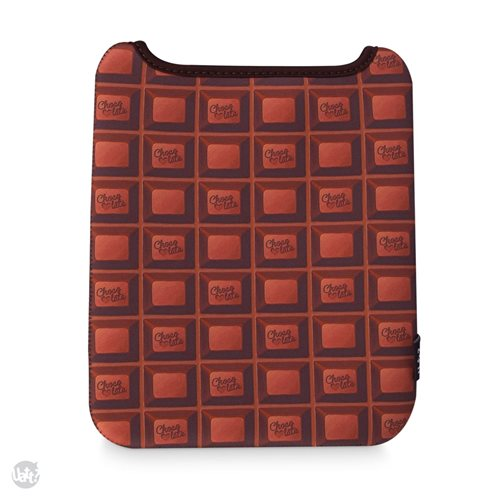 Uatt iPad Cover - Easy Chocolade Reep