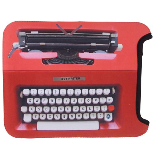 iPad Cover - Easy Typewriter