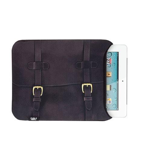 Uatt - iPad Cover - Einfaches Schwarzes Case