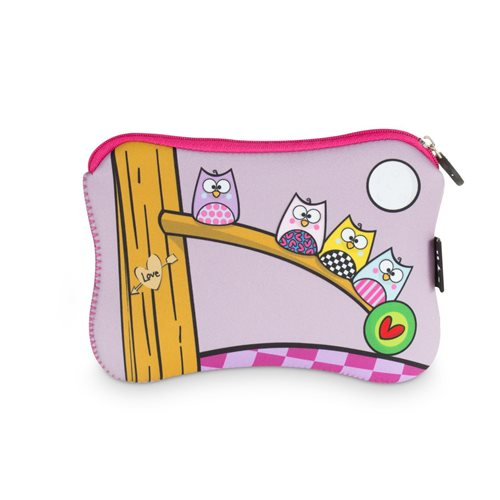 Uatt Multipurpose Case Owls