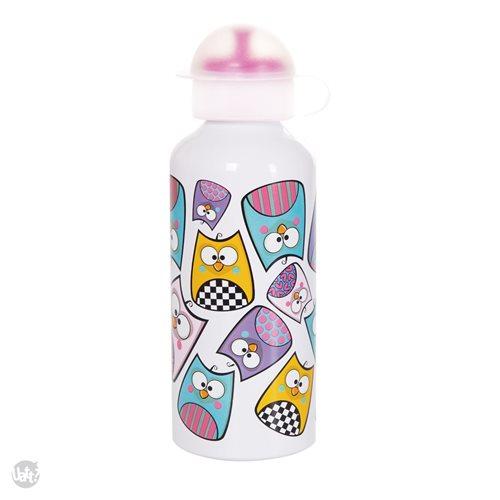 Uatt - Trinkflasche Drück die Eule