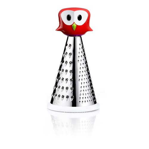 E-my Multiblade Grater Mr Duke - Red