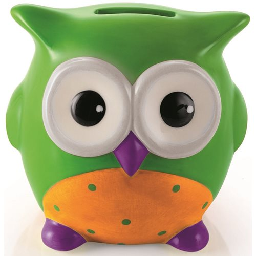E-my Money Box Alfred - Green