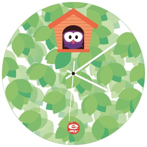 E-my - Carpediem Wall Clock - Cucu