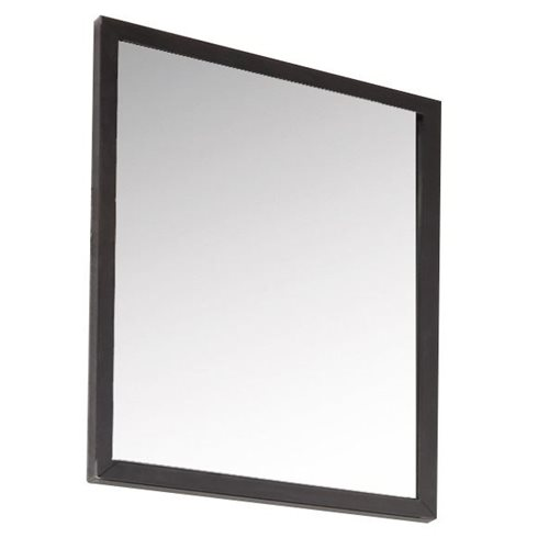 Spinder Design Senza Mirror 55x40x2.5 - Blacksmith