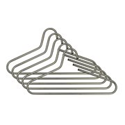 Spinder Design Victorie Clothing Hanger Set of 5 - Blacksmith