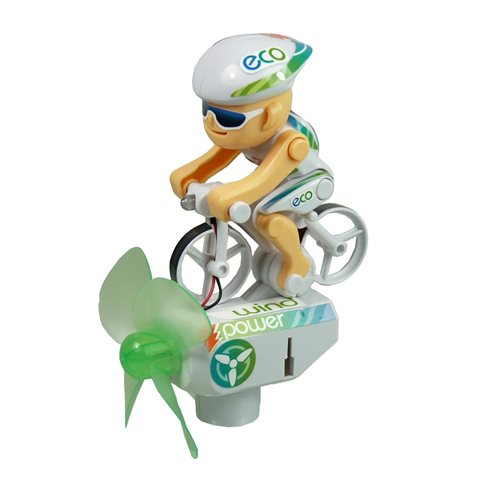 PowerPlus Junior Chipmunk - Educational Wind Energy Eco Toy