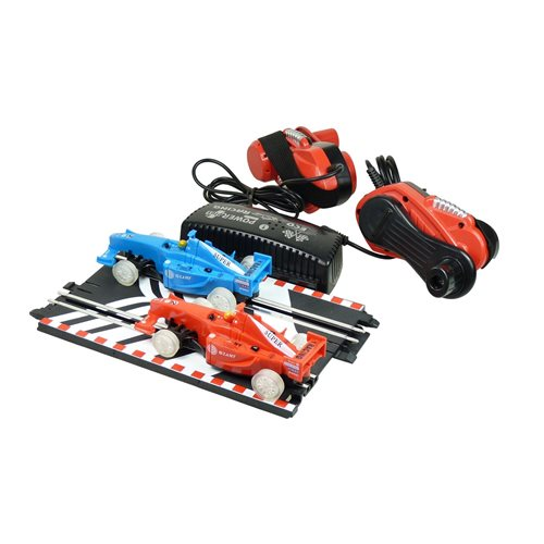 PowerPlus Junior Educatieve Dynamo Eco Racebaan - Mustang