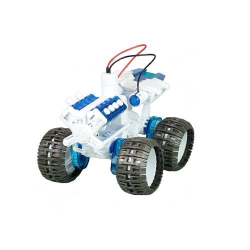 PowerPlus Junior Educational Salt Water Eco Monster Car - Thunderbird