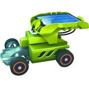 PowerPlus Junior Educatieve Solar & Batterij 6 in 1 Eco Speelgoed Set - Butterfly