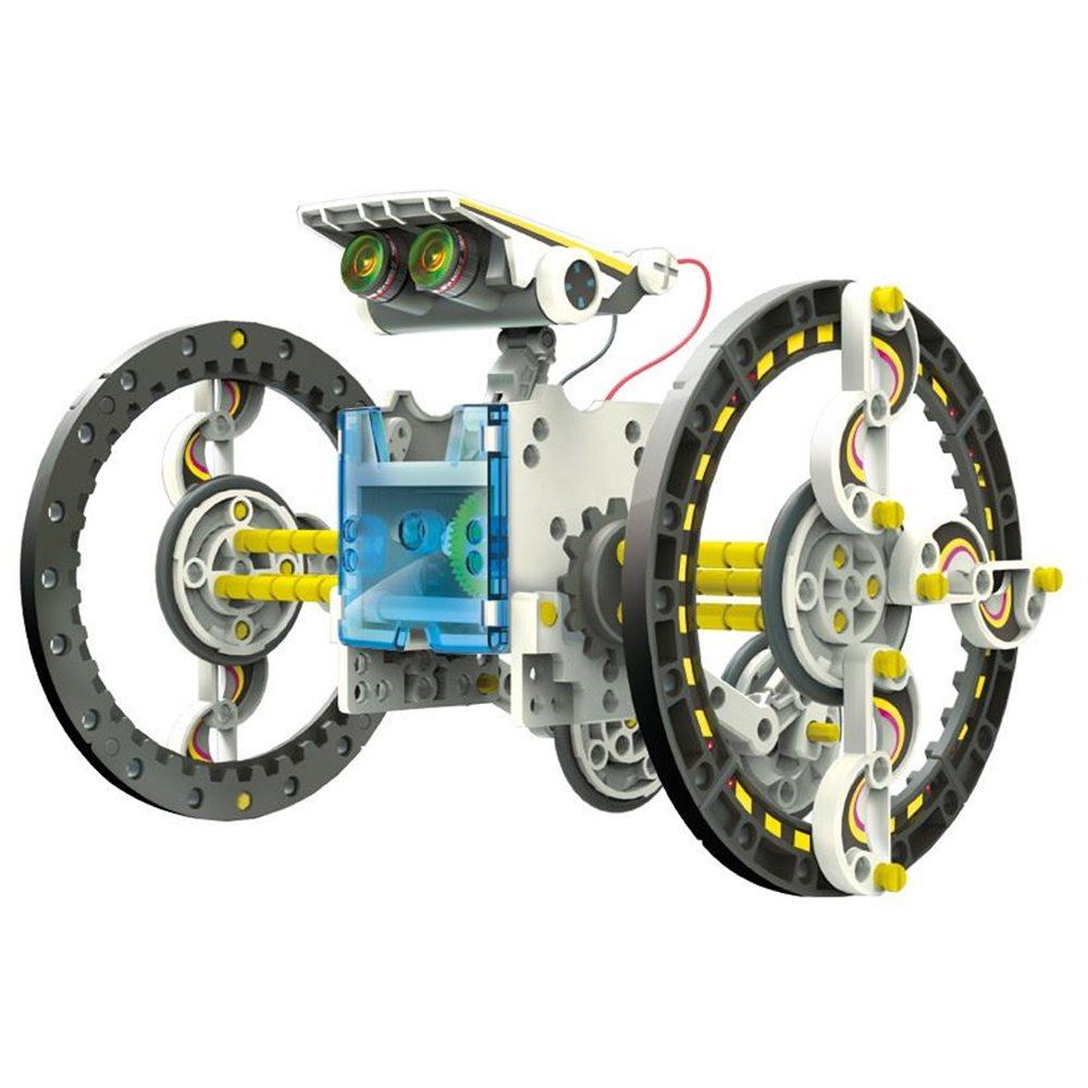 PowerPlus Junior Educatieve Solar 14 in 1 Eco Speelgoed Set - Rabbit