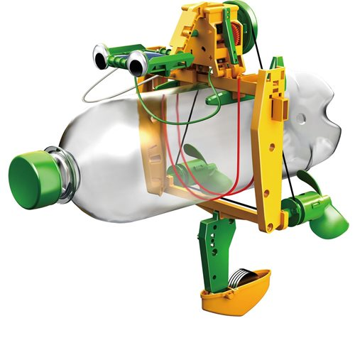 PowerPlus Junior Educational Solar 6 in 1 Eco Toy Set - Recycler