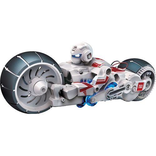 PowerPlus Junior Educatieve Zoutwater Eco Motor - Racehorse