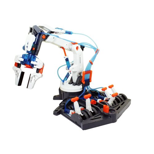 PowerPlus Junior Educatieve Hydraulisch Eco Speelgoed - Octopus