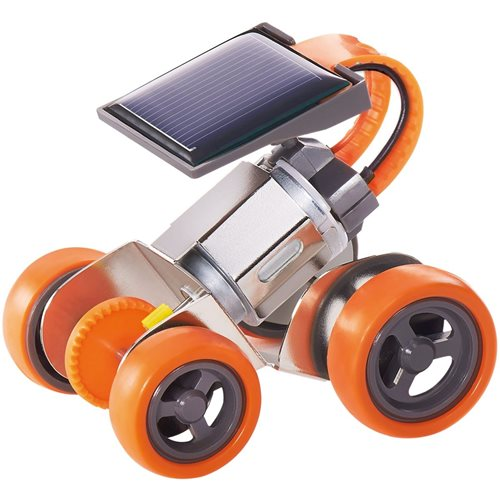 PowerPlus Junior Educatieve Solar Eco Speelgoed Auto - Roadrunner