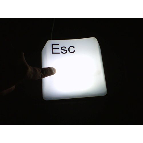 United Entertainment Toetsenbord LED Licht - (ESC