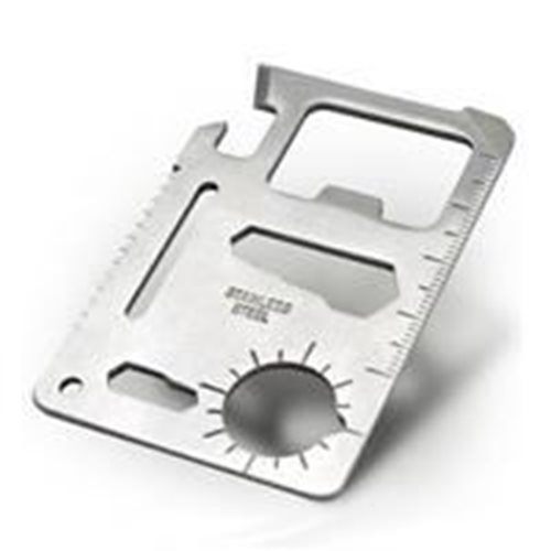 United Entertainment Multi Tool Credit Card