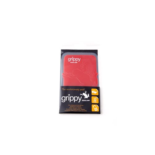 Frog Grippy Pad - Red