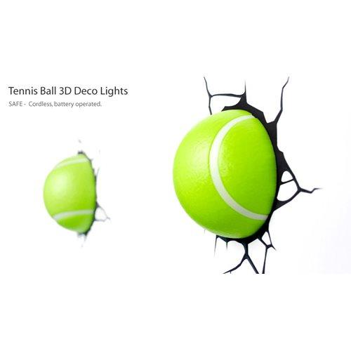 3DlightFX 3D Tennisbal Lamp