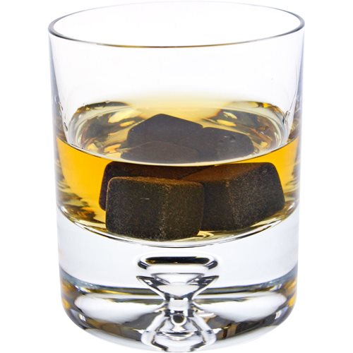 United Entertainment Whisky Stones Grijs - Set van 9