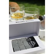 United Entertainment Whisky Stones Grey - Set of 9