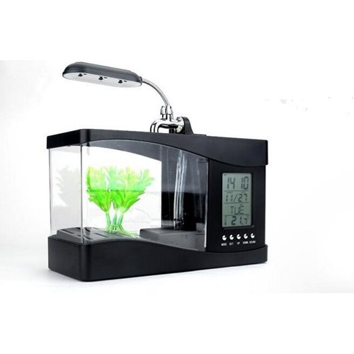 United Entertainment USB Aquarium Desktop Organizer