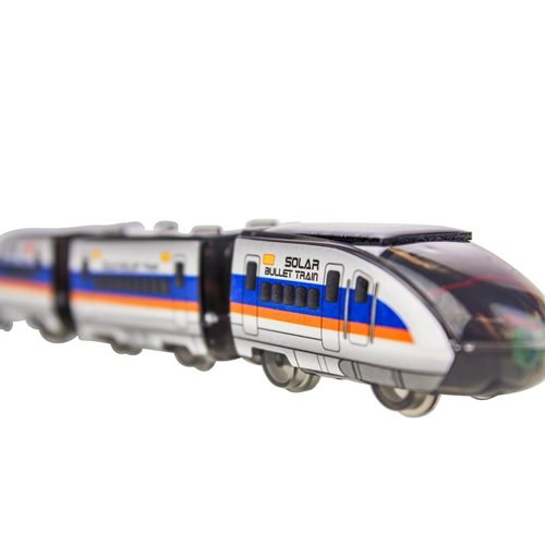 United Entertainment Educational DIY Solar Powered Train Toy