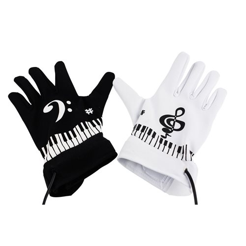 United Entertainment Electronik Magische Piano Handschuhe