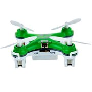United Entertainment Cheerson CX10 Quadcopter 2.4Ghz 4Channel - Green