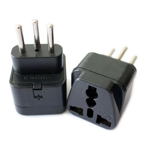 United Entertainment Travel Adapter 250V Switserland-UK