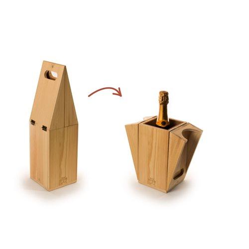 Rackpack Waycooler - Weinbox und Weinkühler