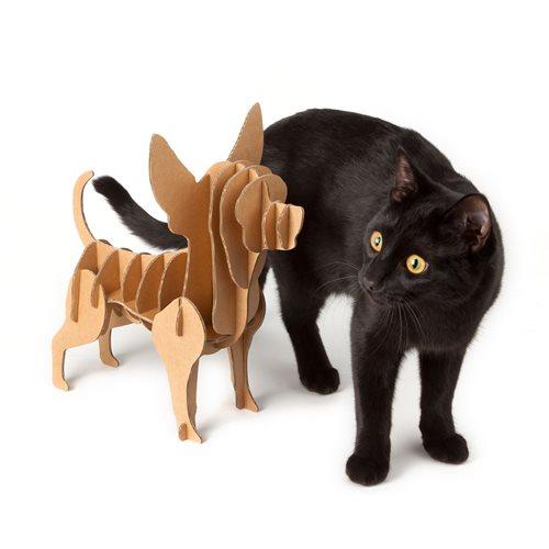 Milimetrado - Chihuahua Papphund - Dekoratives Bild oder Figur