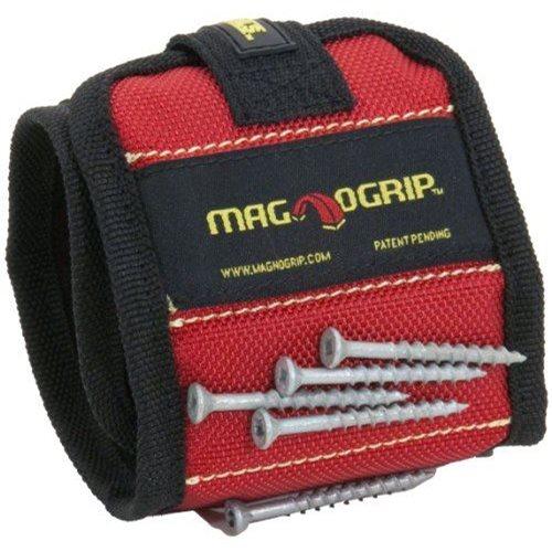 Magnogrip Magnetische Polsband - Rood