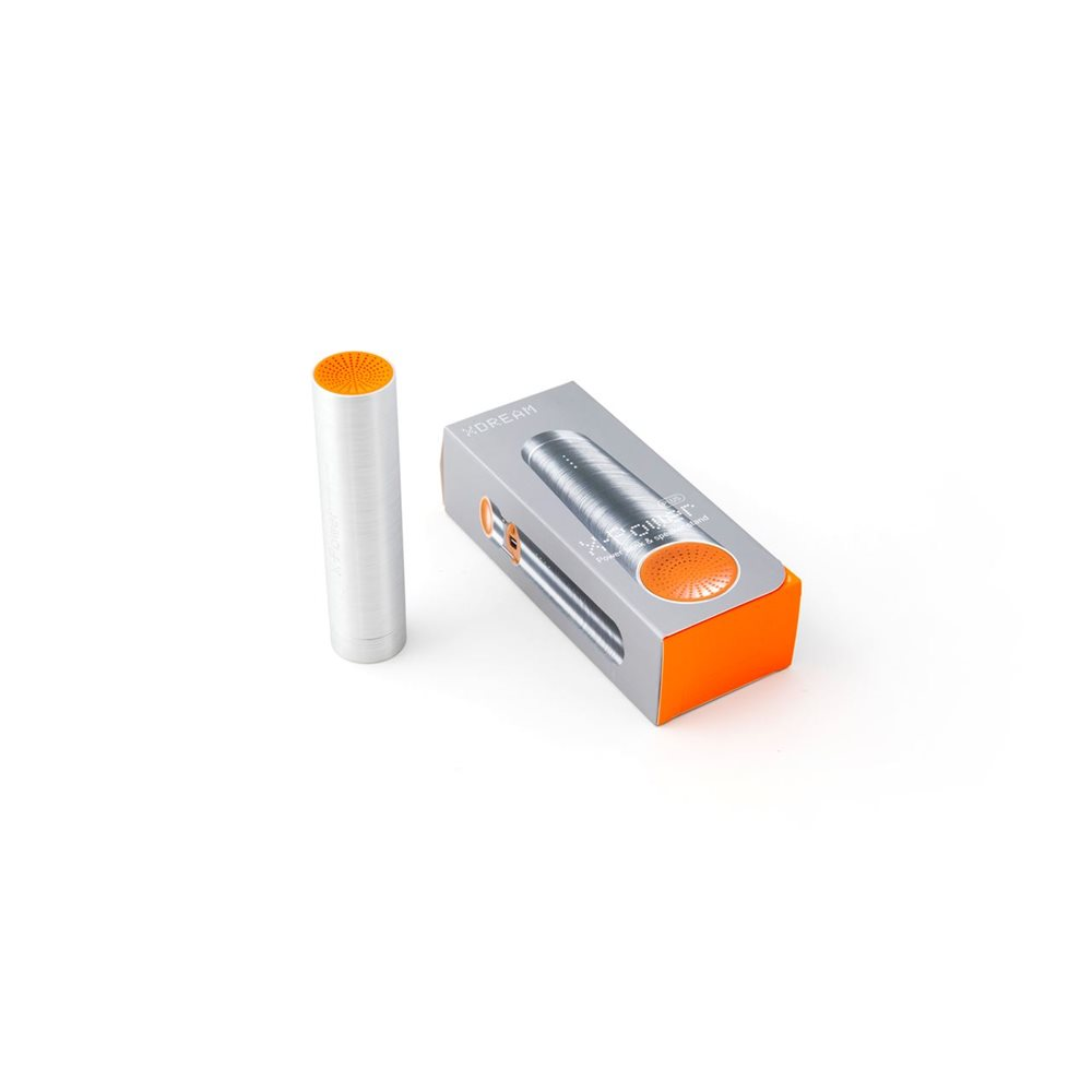 United Entertainment X-Power Plus Power Bank and Speaker Stand  - Orange