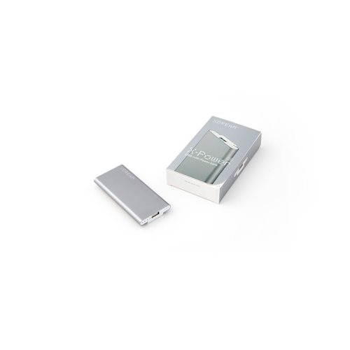 United Entertainment X-Power XL Power Bank - Silver