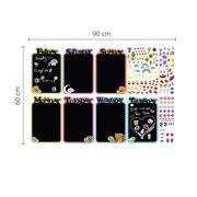 Walplus Chalkboard Decoration Sticker - Kids Diary